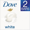 Dove Beauty Bar White - 2 CT
