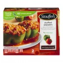 Stouffers Stuffed Peppers - 2 CT / 15.5 OZ