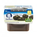 Gerber Baby Food - 1st Foods - Prunes - 2 CT / 5 OZ