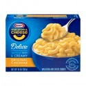 Kraft Deluxe Macaroni & Cheese Dinner Original Cheddar Cheese