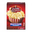 Orville Redenbacher's Gourmet Popping Corn - Movie Theater Butter - Pop-Up Bowl - 3 CT