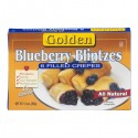 Golden Filled Crepes - Blueberry Blintzes - 6 CT / 13 OZ