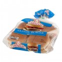 Brownberry Country White Burger Buns - 8 CT / 15.0 OZ