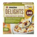 Jimmy Dean Delights Breakfast Bowl Turkey Sausage - 7 OZ