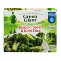 Green Giant Steamers Broccoli Spears And Butter Sauce Lightly Sauced - 10.0 OZ