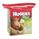 Huggies Natural Care Fragrance Free Wipes - 184 CT