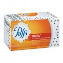 Puffs Facial Tissue Box - Basic - 2-Ply - 180 CT