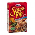Kraft Stove Top Stuffing Mix For Chicken - Lower Sodium - 6.0 OZ
