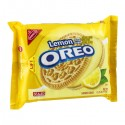 Nabisco Oreo Lemon Sandwich Cookies - 15.25 OZ