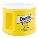 Domino Pure Cane Granulated Sugar 4 LB (in plastic container)
