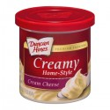 Duncan Hines Creamy Home-Style Frosting - Cream Cheese 16  OZ