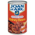 Joan of Arc Kidney Beans - Light Red- 15.5 OZ