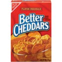 Nabisco Better Cheddars Baked Snack Crackers - 6.5 OZ