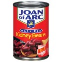 Joan of Arc Kidney Beans - Dark Red -15.5 OZ