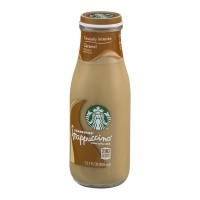 Starbucks Frappuccino Caramel Chilled Coffee Drink - 13.7 FL OZ