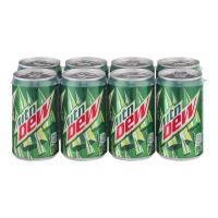 Mountain Dew - 8 PK / 7.5 FL OZ