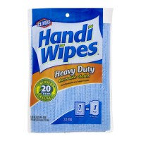 Clorox Handi Wipes Heavy Duty Reusable Cloths - 3 CT