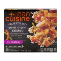 Lean Cuisine Marketplace Sweet And Sour Chicken - 10 OZ