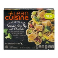 Lean Cuisine Marketplace Sesame Stir Fry With Chicken - 9.8 OZ