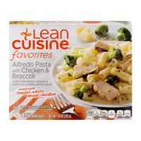 Lean Cuisine Favorites - Alfredo Pasta with Chicken And Broccoli - 10 OZ