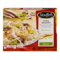 Stouffers Classics Turkey Tetrazzini - 12 OZ