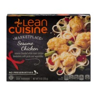 Lean Cuisine Marketplace Sesame Chicken - 9 OZ