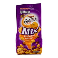 Pepperidge Farm Goldfish Xtreme Mix Xtra Cheddar And Pretzel - 6.0 OZ