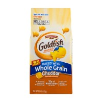 Pepperidge Farm Goldfish Baked Snack Crackers Whole Grain Cheddar - 6.6 OZ