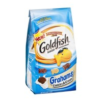 Pepperidge Farms Goldfish Grahams Cookies & Cream Snacks 6.6 OZ