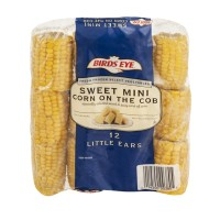 Birds Eye Sweet Mini Corn on the Cob - 12 CT
