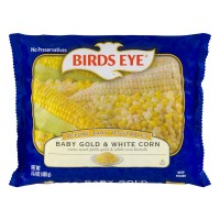 Birds Eye Deluxe Baby Vegetables Baby Gold And White Corn - 14.4 OZ