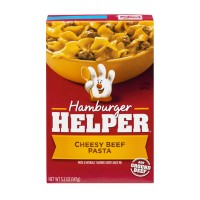 Hamburger Helper Cheesy Beef Pasta - 5.2 OZ