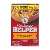 Hamburger Helper Cheeseburger Macaroni  - 6.6 OZ