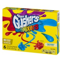 Betty Crocker® Gushers Mouth Mixers Punch Berry 6-0.9 oz. Pouches