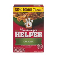 Hamburger Helper Lasagna - 6.9 OZ