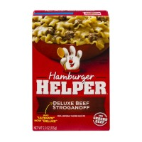 Hamburger Helper Deluxe Beef Stroganoff - 5.5 OZ