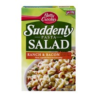 Betty Crocker Suddenly Pasta Salad - Ranch & Bacon 7.5 OZ