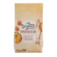 Purina Beyond Natural Dog Food - Superfood Blend - Salmon, Egg & Pumpkin Recipe 3.7 LB
