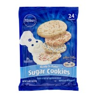 Pillsbury Ready to Bake Sugar Cookies - 24 CT