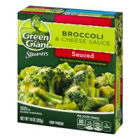 Green Giant Steamers Broccoli And Cheese Sauce - 10.0 OZ