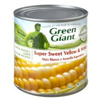Green Giant Steam Crisp - Super Sweet Yellow & White Corn 11 OZ
