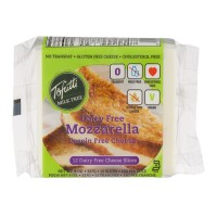 Tofutti Dairy Free Mozzarella Cheese Slices - 12 CT / 8.0 OZ