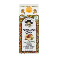 Newman's Own Orange Mango Tango Fruit Juice Cocktail 59 OZ