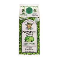 Newman's Own All Natural Virgin Limeade 59 OZ