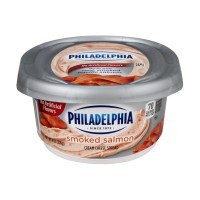 Philadelphia Cream Cheese Spread Smoked Salmon - 7.5 OZ