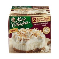 Marie Callender's Mini Pies Coconut Cream - 2 CT