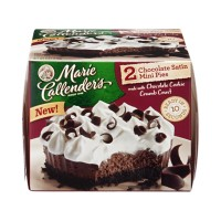 Marie Callender's Mini Pies - Chocolate Satin - 2 CT