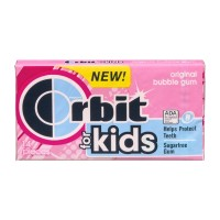Orbit For Kids - Original Bubble Gum - 14 CT