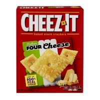 Cheez-It Baked Snack Crackers - Italian Four Cheese - 12.4 OZ