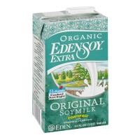 Shelf Stable Soy Milk Edensoy Fortified Organic Original -  32OZ